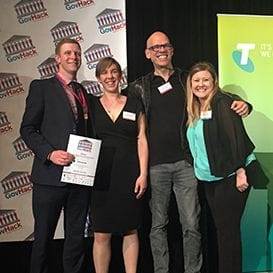 HEALTHY CONCEPT WINS NATIONAL ACCLAIM