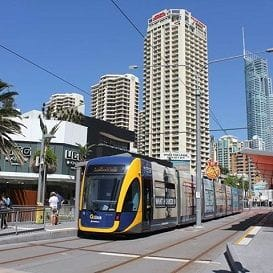 TRAMS RATED 'CATALYST' FOR GOLD COAST REVIVAL