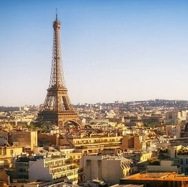 RESILIENT TRAVELLERS HEADING BACK TO FRANCE