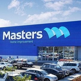 MASTERS HARDWARE TO CLOSE