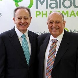 MALOUF PHARMACIES RIDES HOME-GROWN WAVE