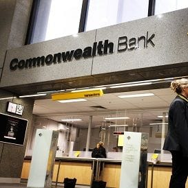 COMMONWEALTH BANK POSTS $4.8B PROFIT