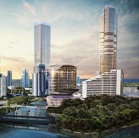 JUPITERS TO GO EVEN HIGHER WITH NEW TOWER