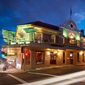 BALMAIN PUB GROUP SNARES TOWN HALL HOTEL FOR $7M