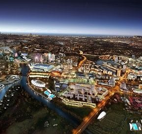 ROBINA'S 'PHENOMENAL' FUTURE VISION FOR 2050