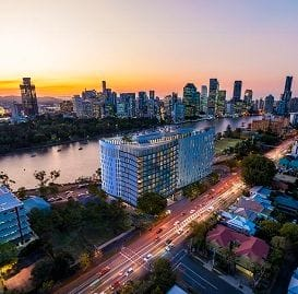 KANGAROO POINT SET FOR $150M DEVELOPMENT