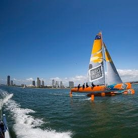 GOLD COAST BID TO LURE AMERICA'S CUP RACE