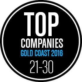 GOLD COAST TOP COMPANIES 2016 | 21-30