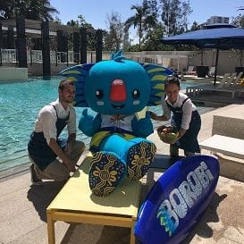 MEET THE COMM GAMES FURRY NEW MASCOT