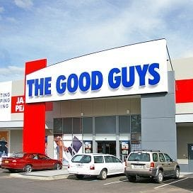 JB HI-FI CONSIDERS THE GOOD GUYS