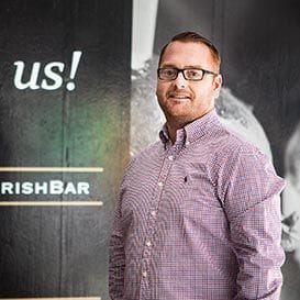 NEW IRISH BAR LIVES UP TO ITS LEGEND