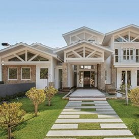 GOLD COAST'S HOUSE OF THE YEAR: WATERSIDE BLISS