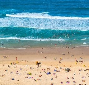 ANOTHER WAVE OF TOURISM SUCCESS ON COAST