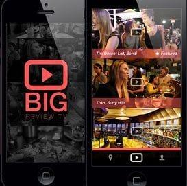 BIG REVIEW TV GOES BIG