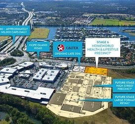 HOMEWORLD HELENSVALE UNVEILS HEALTH PRECINCT