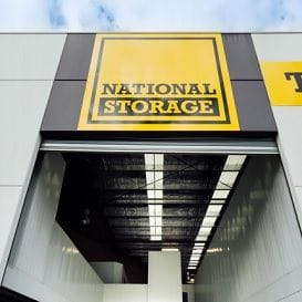 NATIONAL STORAGE REIT LAUNCHES $260M EQUITY RAISE