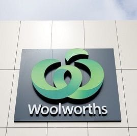 RESTRUCTURE TO COST WOOLWORTHS $1 BILLION