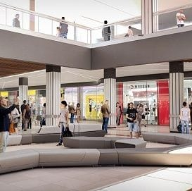 AUSTRALIA FAIR JOINS SHOPPING CENTRE ARMS RACE