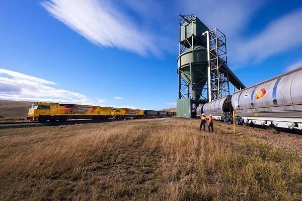 AURIZON TO CUT HUNDREDS MORE STAFF AFTER 88% PROFIT DROP