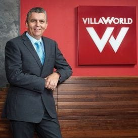 VILLA WORLD JOINS PROPERTY PROFIT RUSH