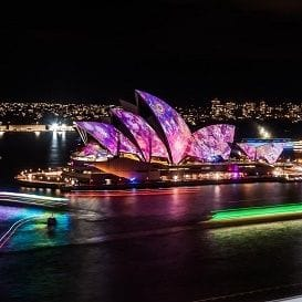 VIVID EXTENSION PAYS OFF FOR SYDNEY
