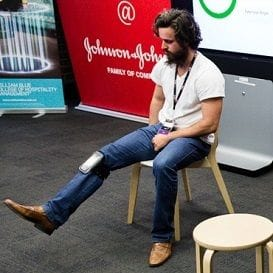 'JUST SCRATCHING THE SURFACE' OF DIGITAL INNOVATION IN HEALTHCARE