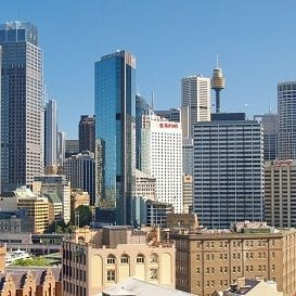 LOW INTEREST RATES PUSH SYDNEY OFFICE YIELDS TO PRE-GFC LOWS