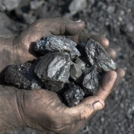 WHITEHAVEN EXPECTS FURTHER GROWTH IN COAL PRICES