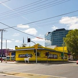 DEVELOPER BUYS BUCKLEY'S CORNER