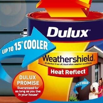 NOT COOL: DULUX FINED $400,000 FOR MISLEADING ADS