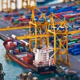 COMPETITION DRIVES LOWER PRICES IN SHIPPING