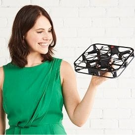 IOT GROUP UPS THE SELFIE STAKES WITH NEW FLYING CAMERA DRONE