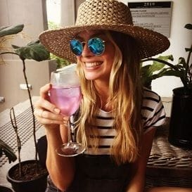 MARGOT ROBBIE INSTAGRAM ENDORSEMENT MAKES INK GIN SALES BLOOM