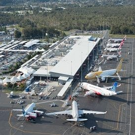 FLYING START TO 2017 PASSENGER NUMBERS FOR GOLD COAST AIRPORT