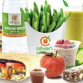 ORGANIC FAST FOOD CHAIN TO RAISE $15M IN IPO