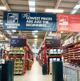 HARDWARE GIANT BUNNINGS SHUNS ONLINE SHOPPING, PINS HOPES ON CUSTOMERS BEING 'HANDS ON'