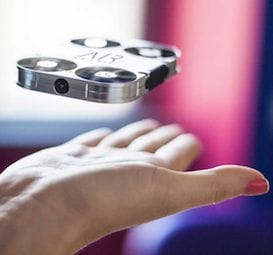 THE FLYING SELFIE CAMERA THAT'S ABOUT TO HIT AUSTRALIAN STORES
