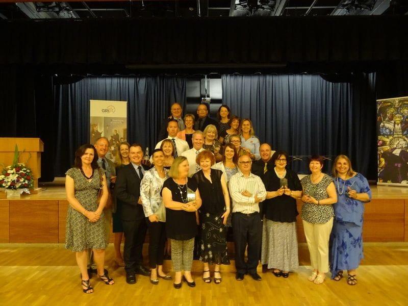 Awards for Long Serving Lasallian Staff