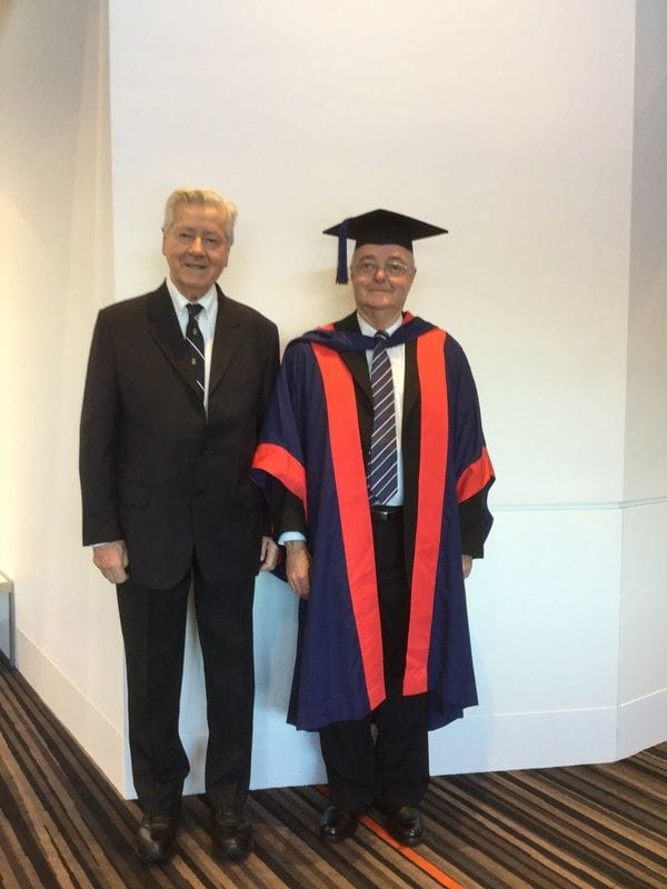 flinders university doctorate thesis