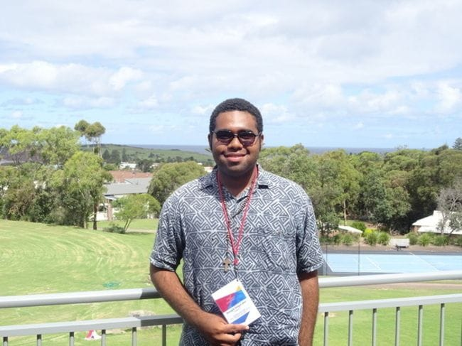 Exciting Year Ahead for PNG Youth Ministry