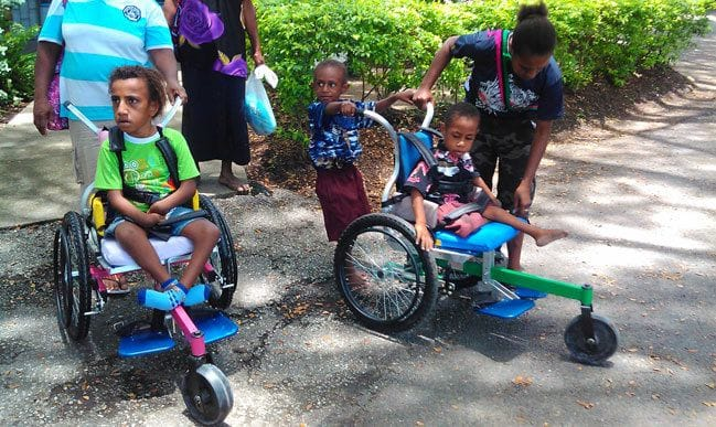 Jubilee Students' Outreach to those with Disabilities