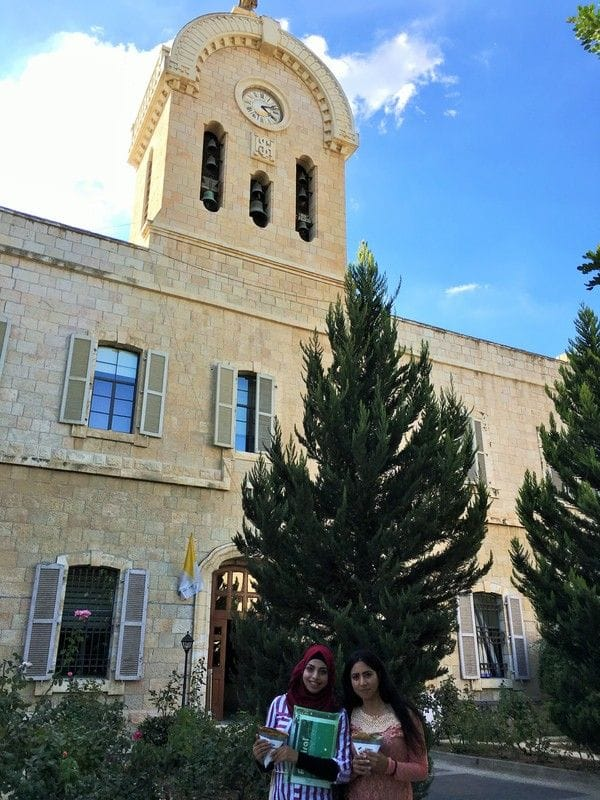 Voices of Hope in Bethlehem