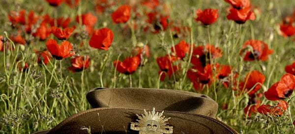 Commemorating ANZAC Day