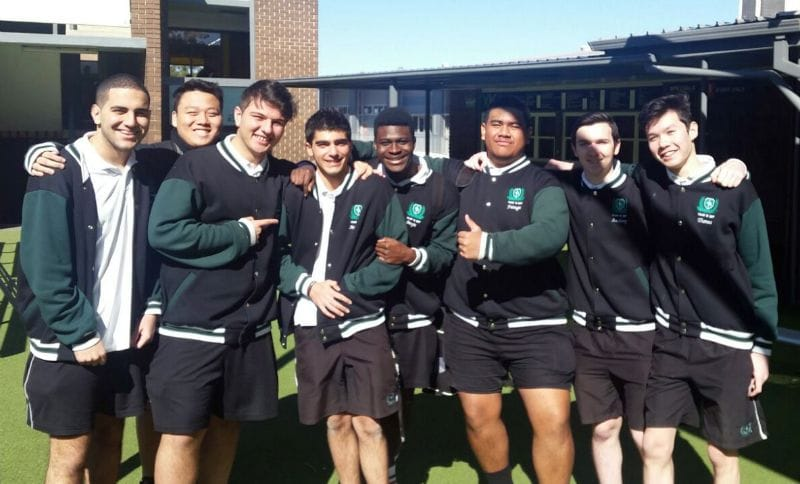 MAD DAY at La Salle College, Bankstown