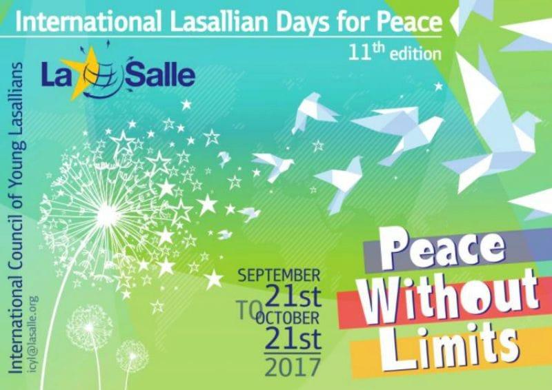 International Lasallians Day for Peace