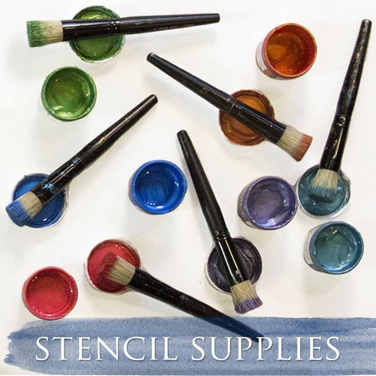 Royal Design Studio Stencil Supplies