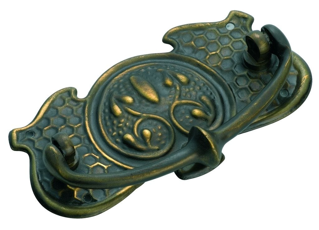 Cabinet Handle Antique Brass3291