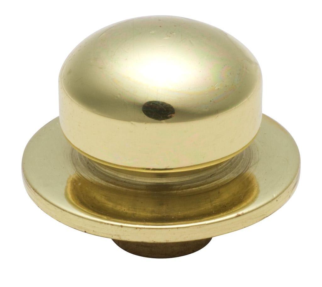 Dimmer Knob Polished Brass5402