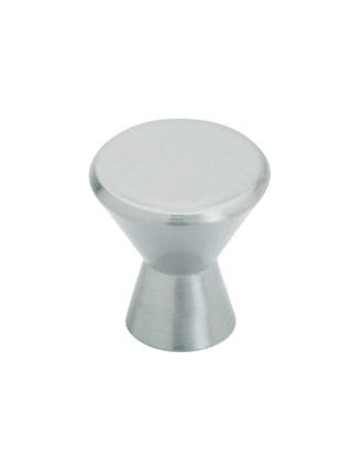 Cupboard Knob Stainless Steel Finish7183