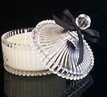 Large Circus Jar - White Gardenia Jar